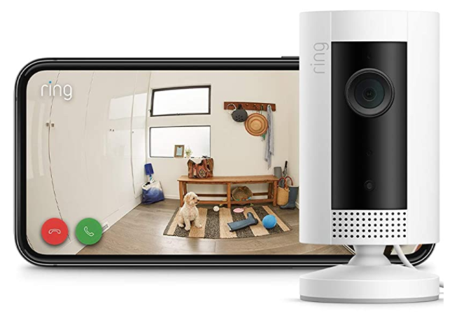 Ring Indoor CCTV camera in UAE