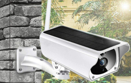 Goglor Surveillance Wireless Camera - Best CCTV camera for outdoor usage in UAE