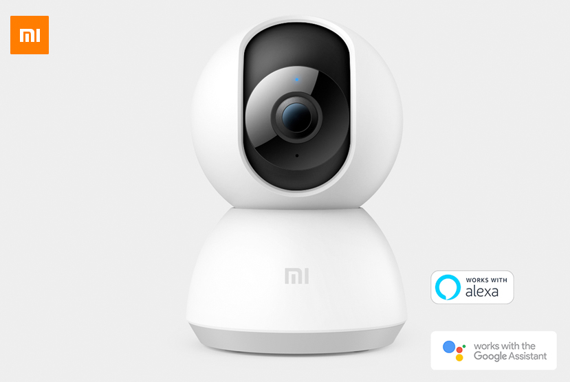 Xiaomi Mi Home Security Camera - Best CCTV Camera in UAE for Home Use