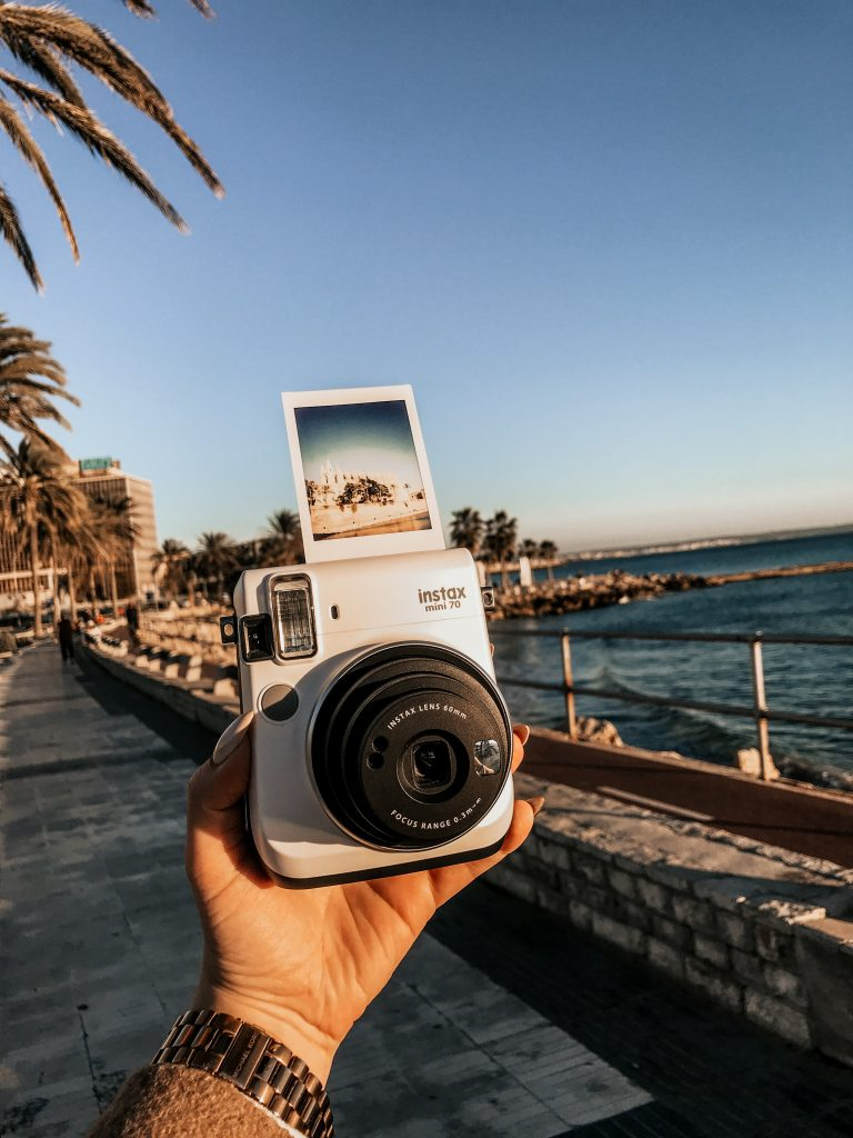 Best Instant Polaroid Camera in UAE