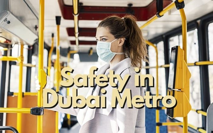 Safety in Dubai Metro