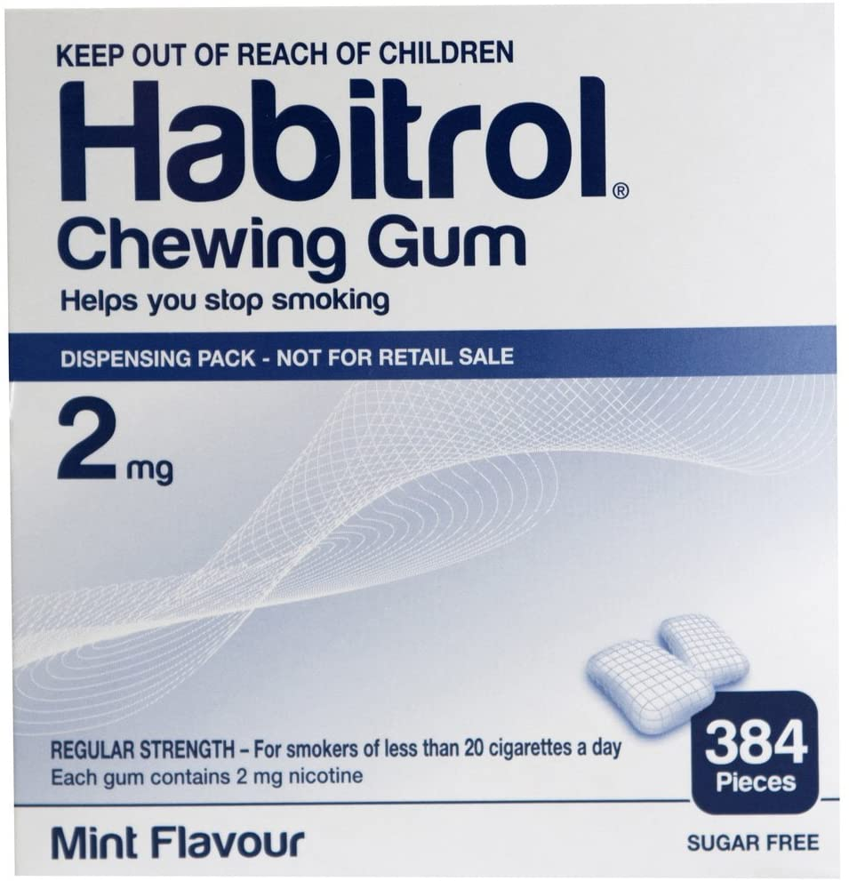 Habitrol Nicotine Gum