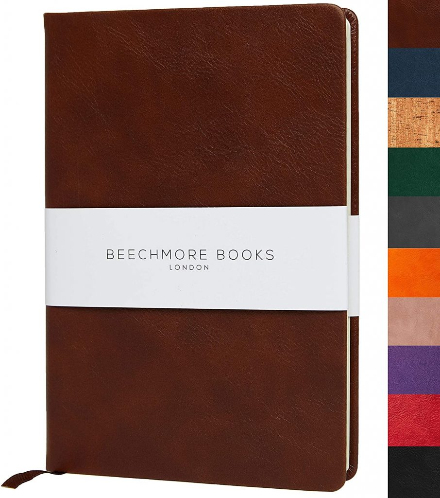 Beechmore Books of London - British A5 Journal