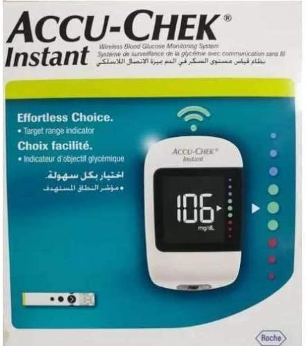 Accu-Chek Instant Glucometer UAE