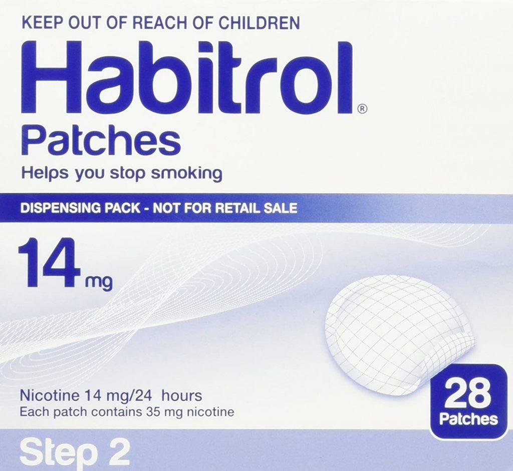 Habitrol Nicotine Patches