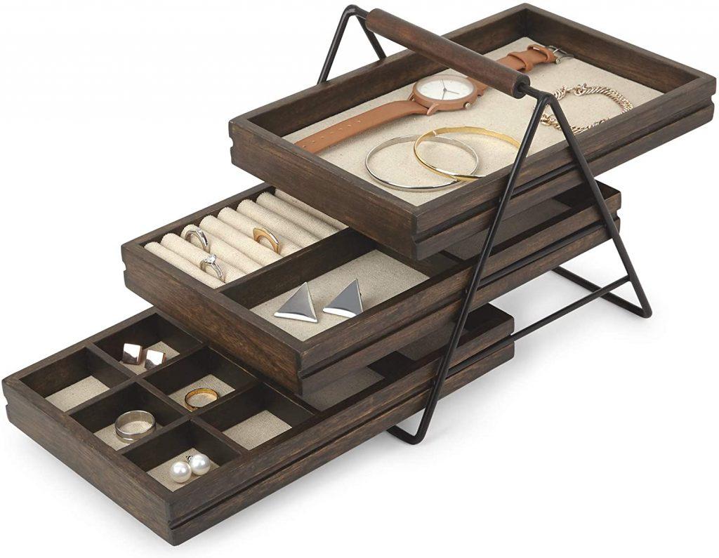 Jewellery Box - 40+ Diwali Gift Ideas for UAE 2020