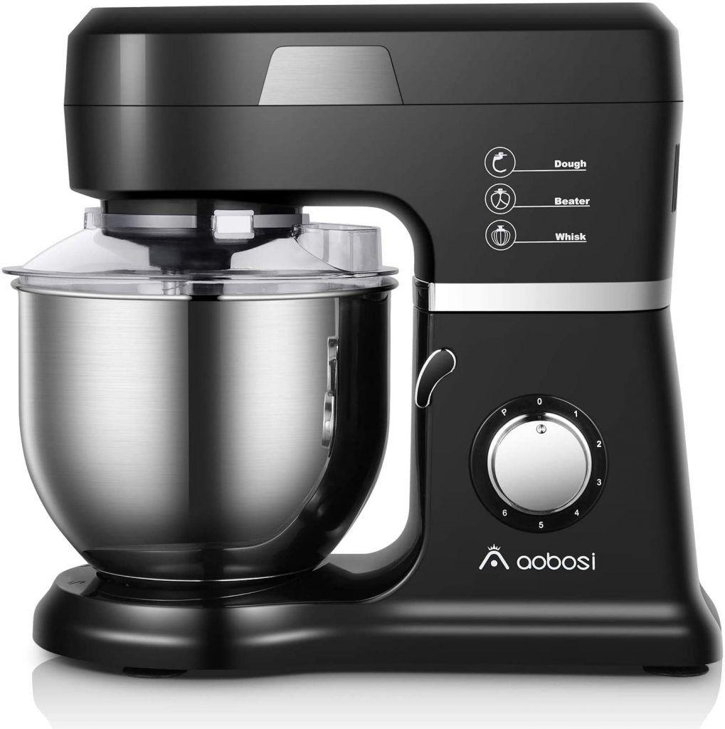 Aobosi 800W electric stand mixer in UAE - Best Stand Mixer in UAE