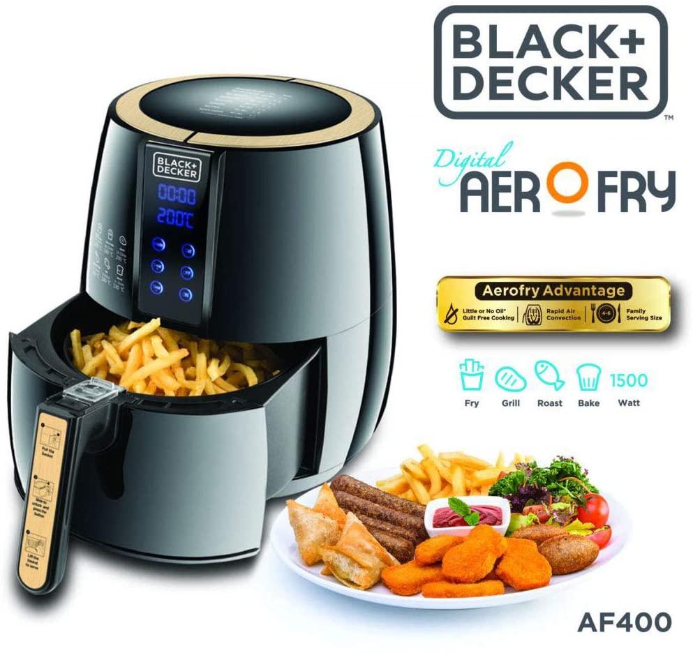 Black+Decker Air Fryer Aerofry in UAE
