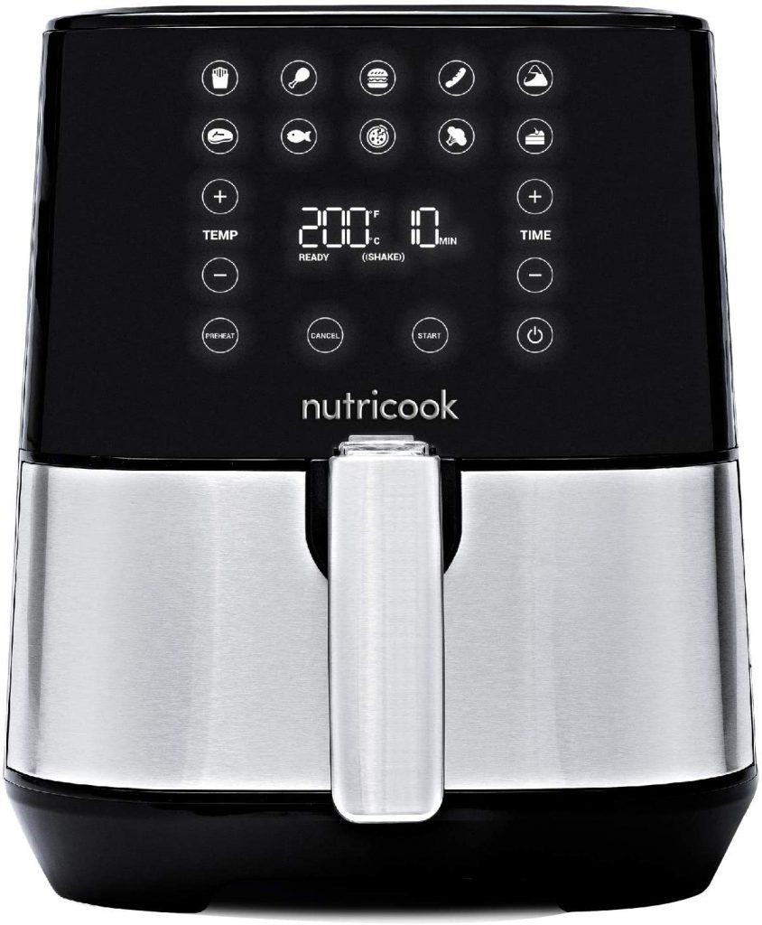 Nutricook Air Fryer 2 Review 3.6 Liters