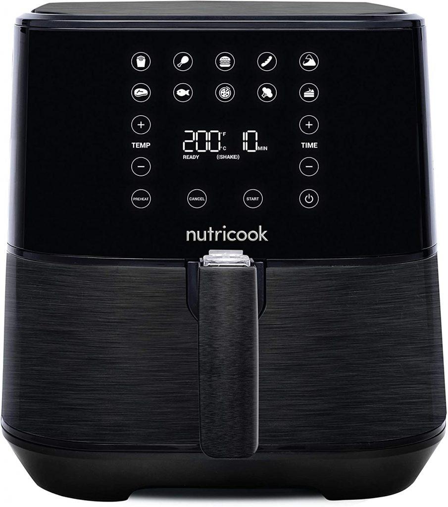 Nutricook 5.5 Liter Air Fryer 2 Review