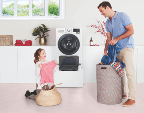 Key Technologies that have Improved Washing Machines
