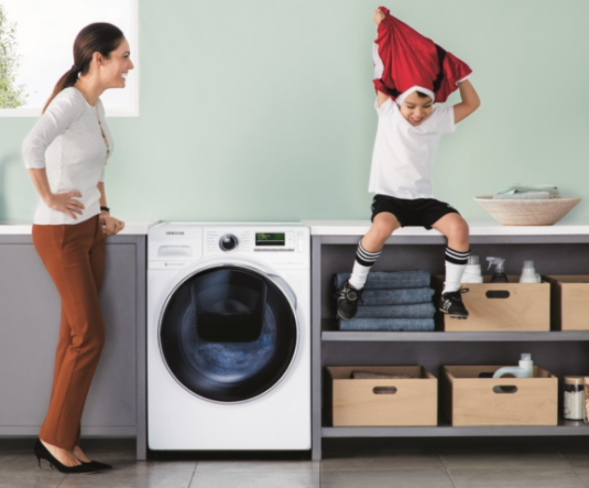 Latest Technologies Used in Washing Machines in UAE
