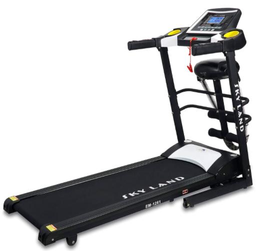 Skyland Treadmill in UAE - 4 HP Peak Motor