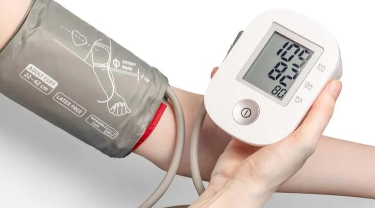 Blood Pressure Monitor for Hypertension