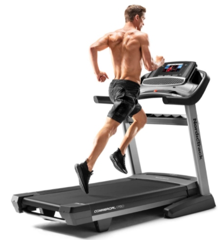 NordicTrack 1750 Commercial Treadmill for Home Use