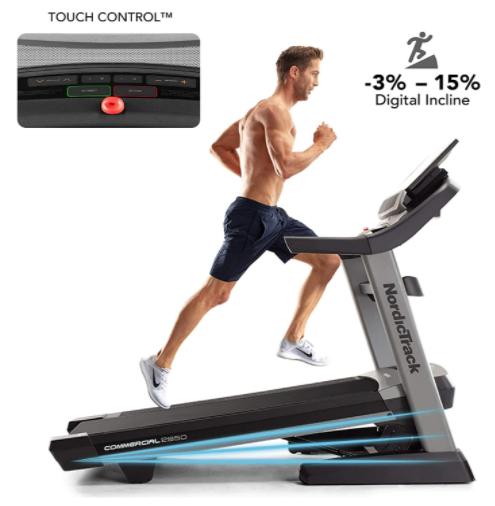 NordicTrack Commercial 2950 Treadmill in UAE