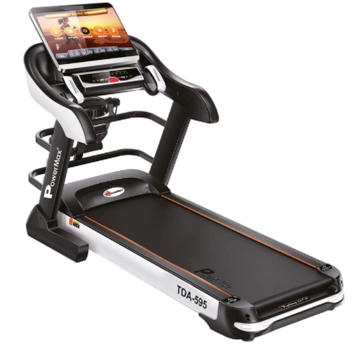 PowerMax Fitness TDA-595 treadmill in UAE - One of the best treadmills for serious runners in UAE