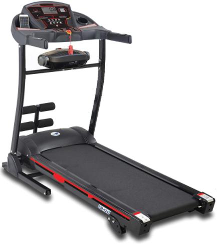 Skyland 4 in 1 treadmill (Running/Walking, Massager, Sit-up Bar, Twister) in UAE
