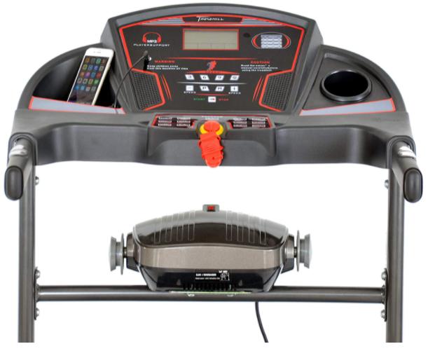 Skyland 4 in 1 treadmill- Best Folding Treadmills in UAE