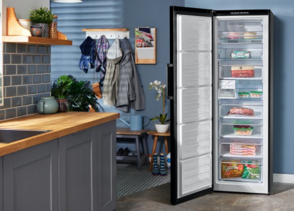 First Look: Hoover Freestanding Upright Freezer Review