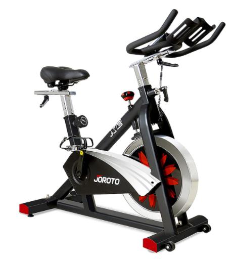 JOROTO Indoor Cycling Exercise Bike - Upright Exercise Bikes in UAE