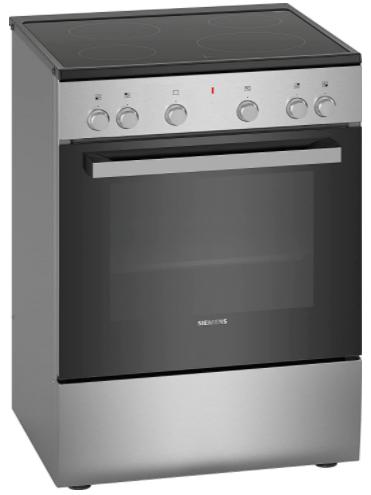Siemens Free-standing Stainless Steel Electric Cooker in UAE HK6L00070M