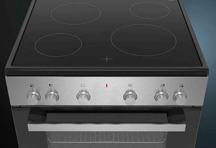 First Look: Siemens Free-standing Electric Cooker Review