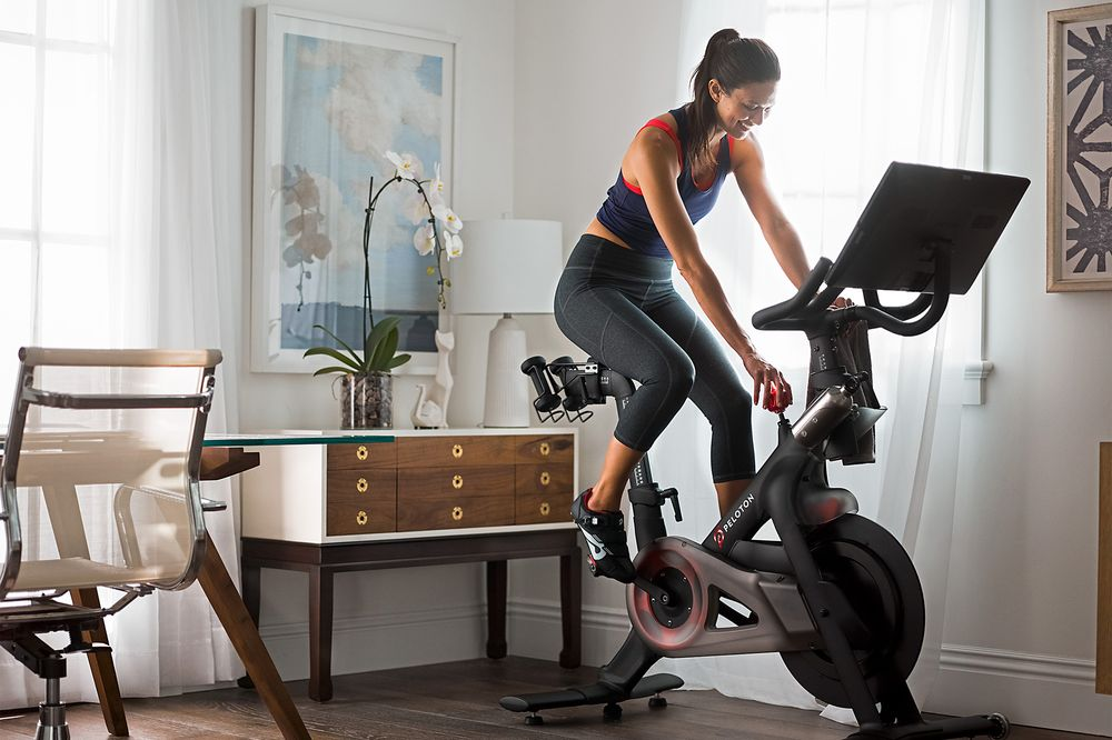 Best Upright Exercise Bikes for home use in UAE
